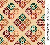 seamless vector geometric...   Shutterstock .eps vector #572096278