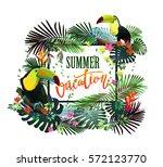 summer vacation.tropical...