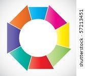 abstract design | Shutterstock .eps vector #57213451
