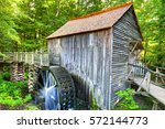 John Cable Grist Mill In The...