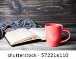 selective focus photo of grey... | Shutterstock . vector #572216110