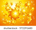 abstract background design in... | Shutterstock .eps vector #572291683