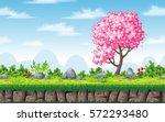 seamless spring nature...
