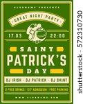 Saint Patrick\'s Day Retro...