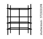 scaffolding | Shutterstock .eps vector #572323198