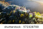 sunlit motsameta monastery... | Shutterstock . vector #572328700