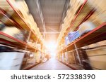 warehouse industrial and... | Shutterstock . vector #572338390