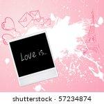 vector background   Shutterstock .eps vector #57234874