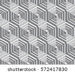 seamless geometric pattern....   Shutterstock .eps vector #572417830