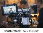 saint petersburg  russia  ... | Shutterstock . vector #572418259