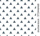 triangle pattern. geometrical... | Shutterstock .eps vector #572446468