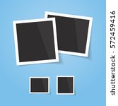 realistic looking photo frames  ...   Shutterstock .eps vector #572459416