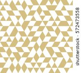 geometric vector pattern with... | Shutterstock .eps vector #572473558