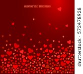 Abstract Love Background For...