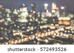 bokeh filter of singapore...   Shutterstock . vector #572493526