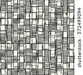 abstract irregular sketched... | Shutterstock .eps vector #572499094