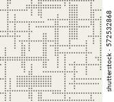 abstract seamless techno...   Shutterstock . vector #572532868