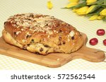 A Typical Dutch Easter Bread...