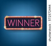 Winner  Neon Bulb  Retro Light...