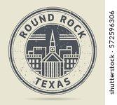 grunge rubber stamp or label...   Shutterstock .eps vector #572596306