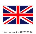 Uk Flag  England Symbol Vector...
