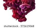 ink in water | Shutterstock . vector #572615068