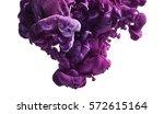 ink in water | Shutterstock . vector #572615164