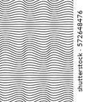 seamless wave pattern | Shutterstock .eps vector #572648476