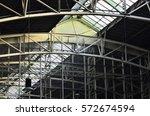 bangkok  thailand   january 19...   Shutterstock . vector #572674594