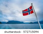 Norway Flag Nature Norway