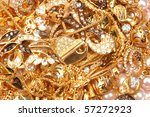 mixed yellow gold jewelry