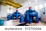 turbine generators....   Shutterstock . vector #572753206
