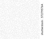 popcorn seamless pattern | Shutterstock .eps vector #572795764