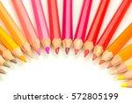 color pencil  background | Shutterstock . vector #572805199
