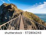 Carrick A Rede Rope Bridge In...