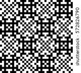 vector seamless pattern.... | Shutterstock .eps vector #572826790
