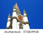 Small photo of White Clock Tower, ABAC University, Thailand