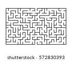 vector labyrinth 78. maze  ...   Shutterstock .eps vector #572830393