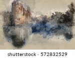 Watercolour Painting Of...
