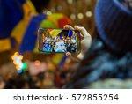 timisoara  romania   february... | Shutterstock . vector #572855254