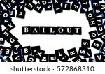 Small photo of Bailout letters