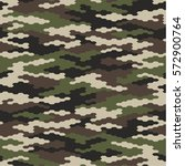 camouflage pattern background... | Shutterstock .eps vector #572900764