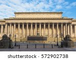 st george hall concert halls... | Shutterstock . vector #572902738