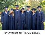education  graduation and... | Shutterstock . vector #572918683
