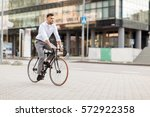 lifestyle  transport and people ... | Shutterstock . vector #572922358