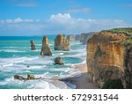 The Twelves Apostles At Port...