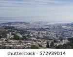 View Towards San Francisco Bay...