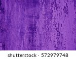 Abstract Canvas Textured Purpl...