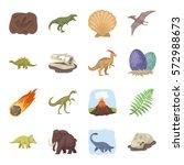 Dinosaurs And Prehistoric Set...