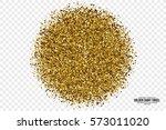 golden shiny tinsel square...